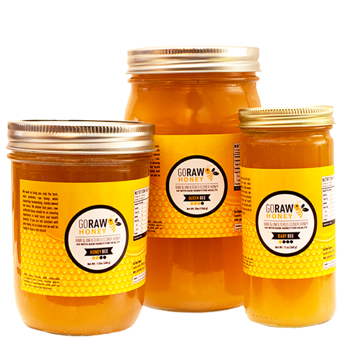 what are the benefits of raw honey