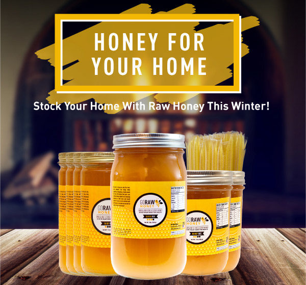 assorted raw honey deals
