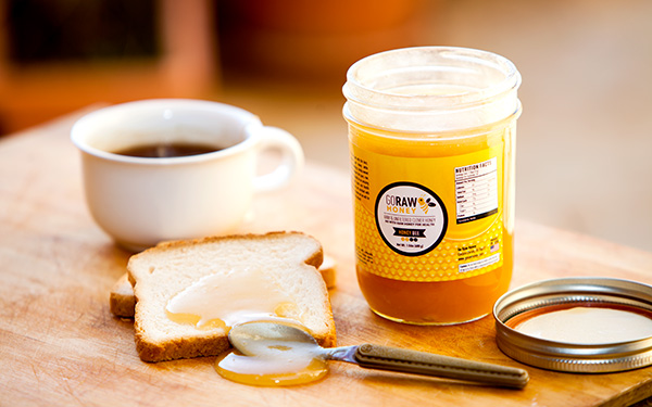 Raw Unfiltered Honey - Buy 12oz, 24oz, 3lb Jars Or 1-5