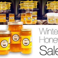 winter honey sale