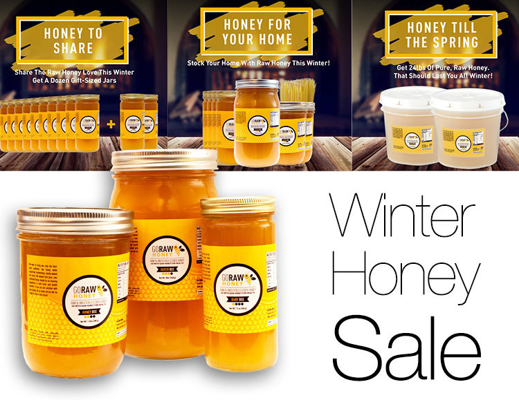 Winter Honey Sale 2018