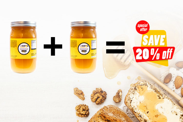 FLASH SALE - Buy 1 Jar Get The 2nd Jar 20% Off!