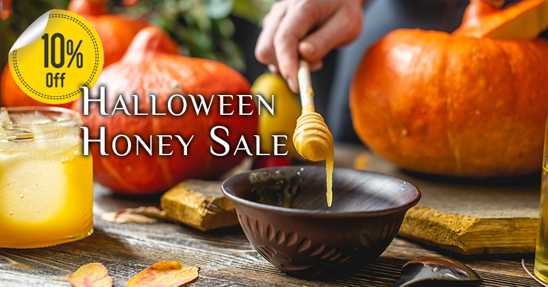 halloween honey flash sale 2019